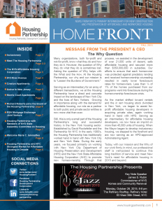 HomeFront Fall 2015