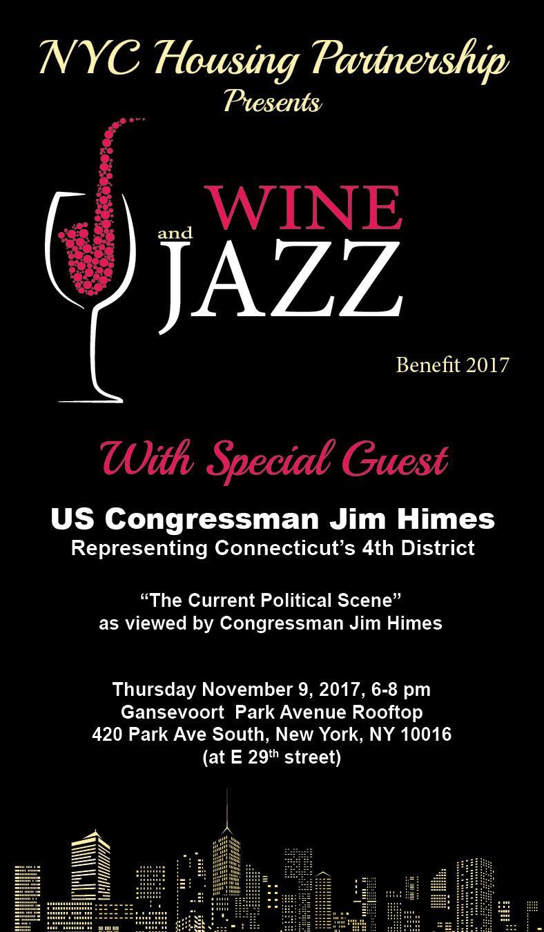 2017 Wine and Jazz