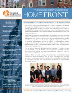 Homefront Spring 2018
