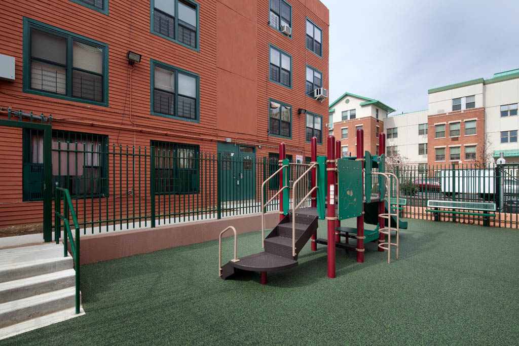 DCA Brooklyn Playground